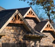 Custom Luxury Home Exterior Details