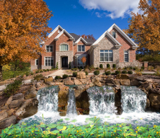 Custom Luxury Home Exteriors