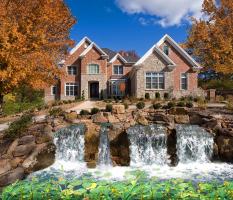Custom Luxury Home Exteriors