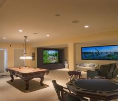 Custom Luxury Home Recreation