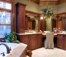 Custom Luxury Home Bath
