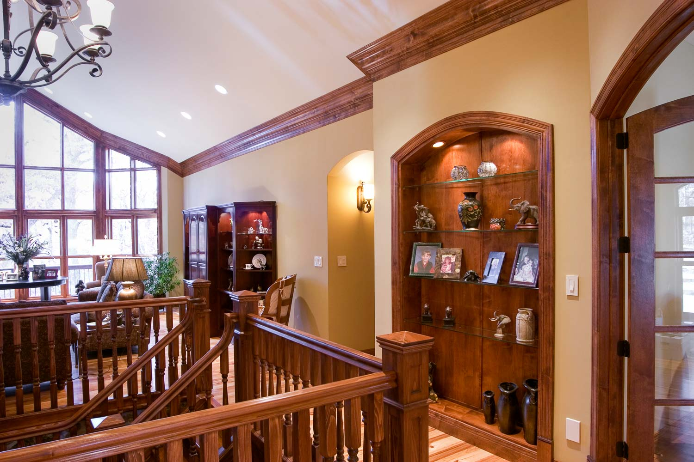 Custom Luxury Home Woodworks | Baumgartner Homes