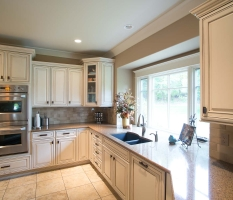 Custom Luxury Home Kitchen