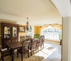 Custom Luxury Home Dining